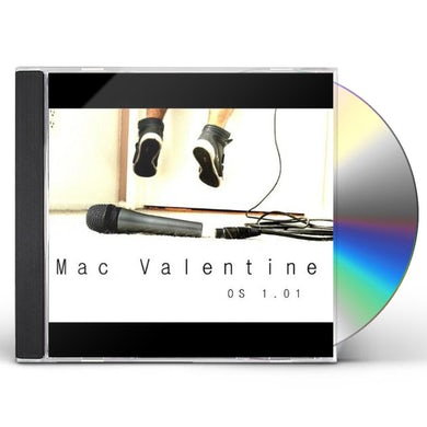 Mac Valentine OS 1.01 CD