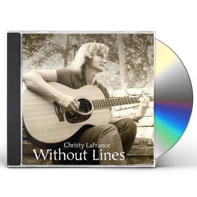 Christy LaFrance WITHOUT LINES EP CD