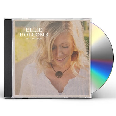 Ellie Holcomb WITH YOU NOW CD