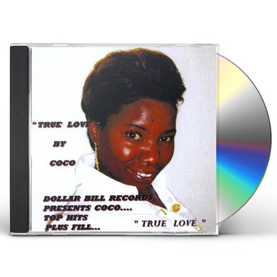 TRUE LOVE BY COCO CD