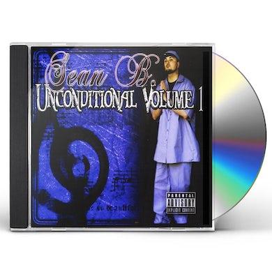 Sean B. UNCONDITIONAL 1 CD