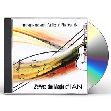 BELIEVE THE MAGIC OF IAN CD
