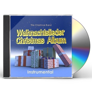 Christmas Band WEIHNACHTSLIEDER CHRISTMAS ALBUM CD