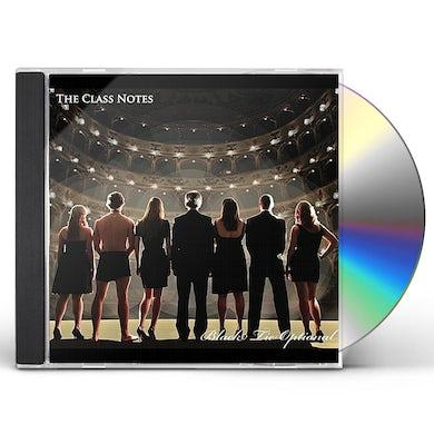 Cornell Class Notes BLACK TIE OPTIONAL CD