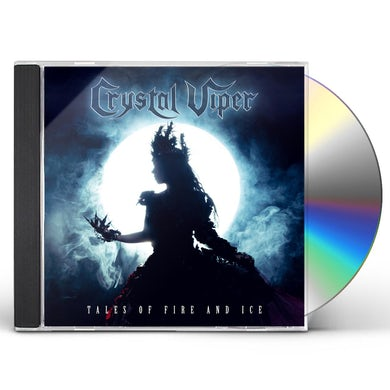 Crystal Viper Tales Of Fire & Ice CD