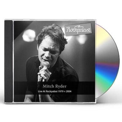 Mitch Ryder LIVE AT ROCKPALAST CD