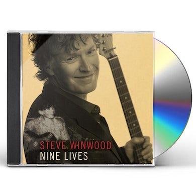 Steve Winwood NINE LIVES CD