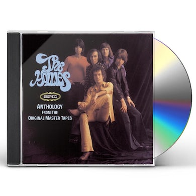 The Hollies ANTHOLOGY CD