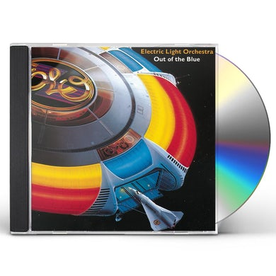 ELO (Electric Light Orchestra) OUT OF THE BLUE CD