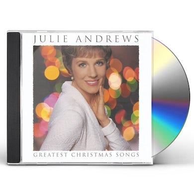 Julie Andrews Great Christmas Songs CD