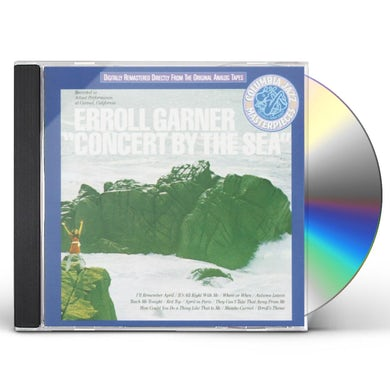 Erroll Garner CONCERT BY THE SEA CD