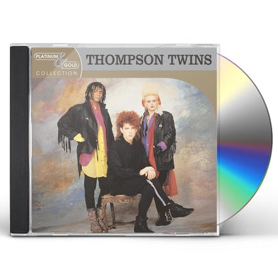 Thompson Twins PLATINUM & GOLD COLLECTION CD