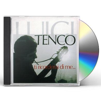 Luigi Tenco TI RICORDERAI DI ME CD