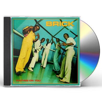 Brick WAITING ON YOU (BONUS TRACKS EDITION) CD