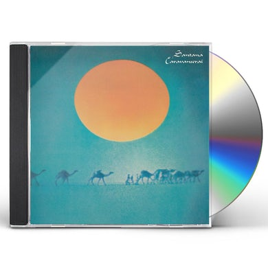 Santana CARAVANSERAI CD