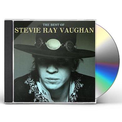 Stevie Ray Vaughan BEST OF CD