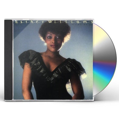 Esther Williams INSIDE OF ME CD