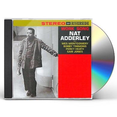 Nat Adderley WORK SONG CD