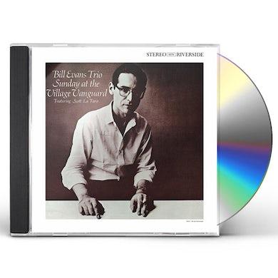 Bill Evans Trio SUNDAY AT THE VILLAGE VANGUARD: KEEPNEWS COLL CD
