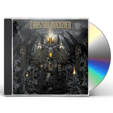 Christian Muenzner BEYOND THE WALL OF SLEEP CD