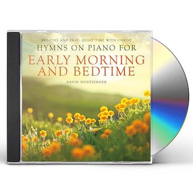 David Huntsinger BREATHE & PRAY: QUIET TIME WITH CHRIST CD