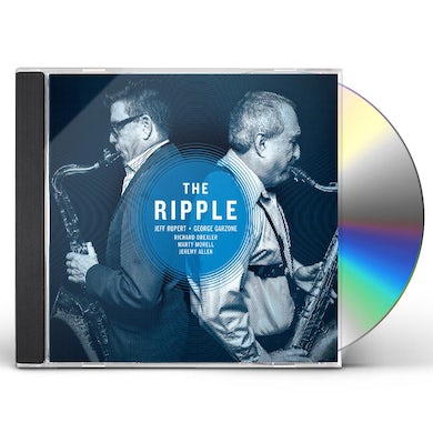 Jeff Rupert RIPPLE CD