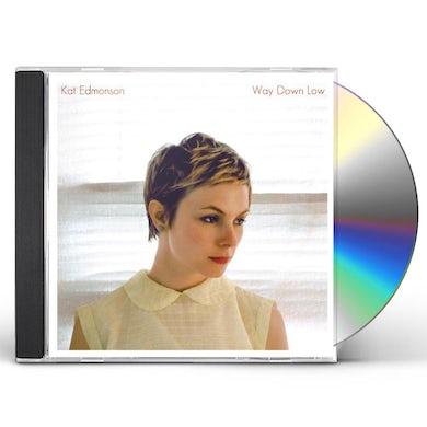 Kat Edmonson WAY DOWN LOW CD