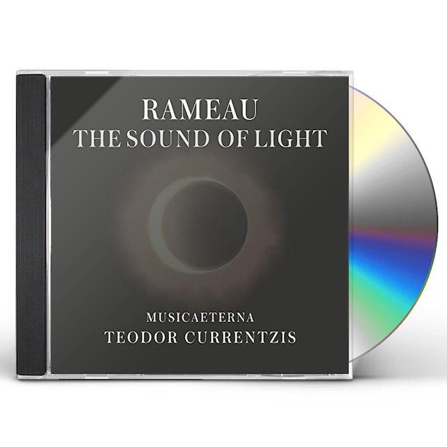 TEODOR CURRENTZIS RAMEAU: THE SOUND OF LIGHT CD