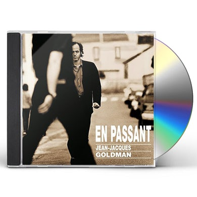 Jean-Jacques Goldman EN PASSANT CD