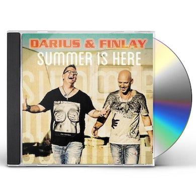 Darius & Finlay SUMMER IS HERE CD