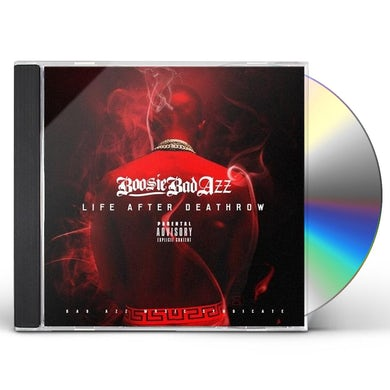 Boosie Badazz LIFE AFTER DEATHROW CD