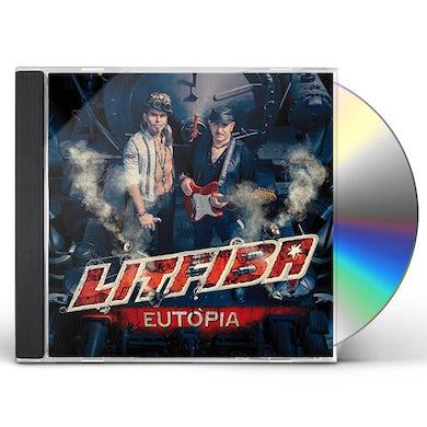 Litfiba EUTOPIA CD