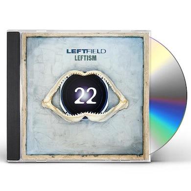 Leftfield LEFTISM 22 CD