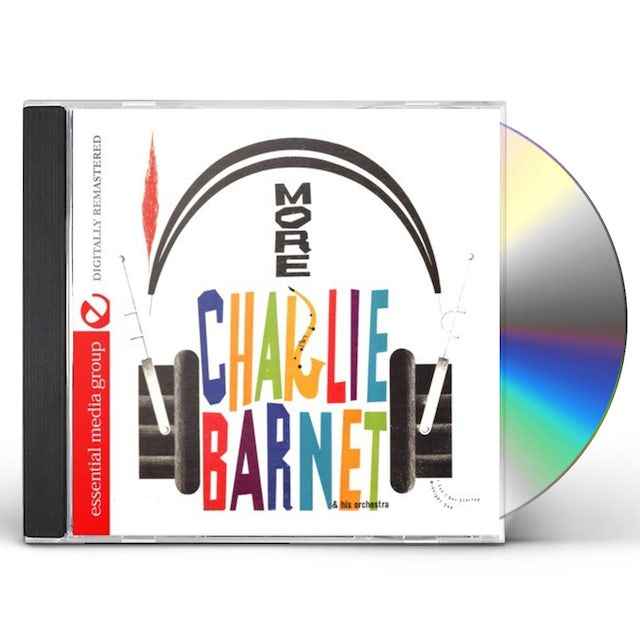 MORE CHARLIE BARNET AND HIS ORCHESTRA CD