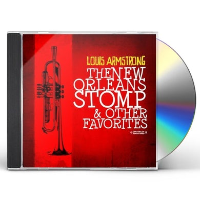 Louis Armstrong NEW ORLEANS STOMP & OTHER FAVORITES CD