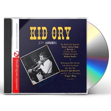 KID ORY - LIVE CD