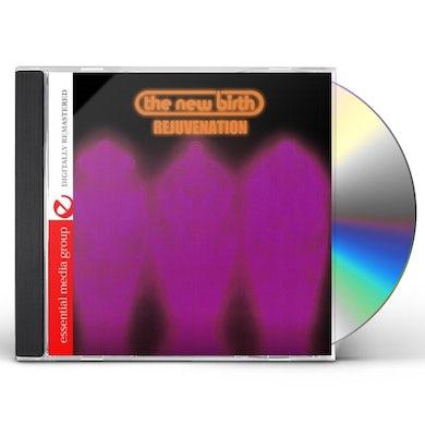 New Birth REJUVENATION CD