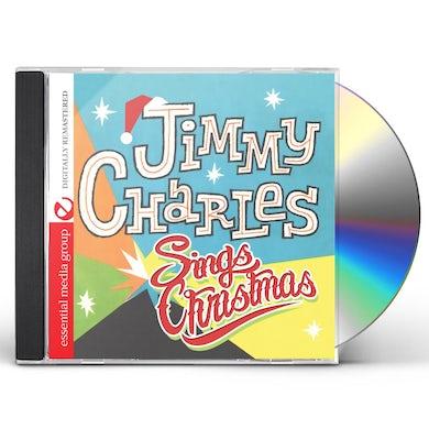 JIMMY CHARLES SINGS CHRISTMAS CD