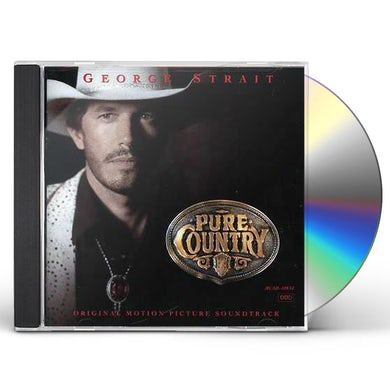 George Strait PURE COUNTRY / Original Soundtrack CD
