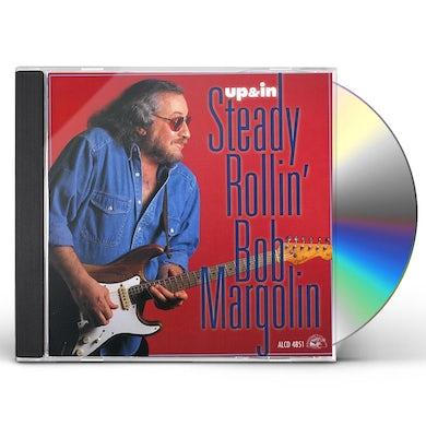 Bob Margolin UP & IN CD