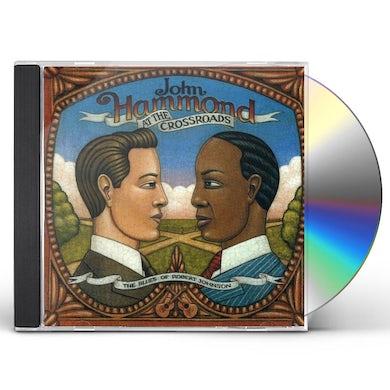 John Hammond AT THE CROSSROADS: BLUES OF ROBERT JOHNSON CD