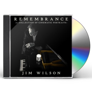 Jim Wilson REMEMBRANCE CD