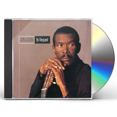 Jon Lucien BY REQUEST CD