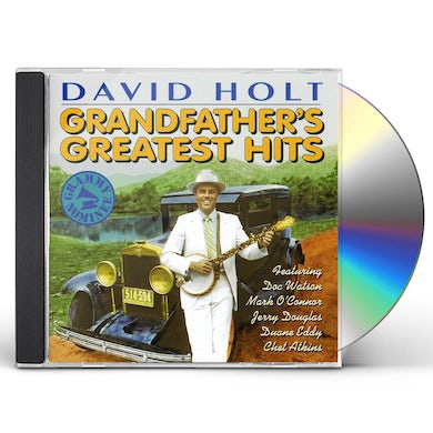 David Holt GRANDFATHER'S GREATEST HITS CD