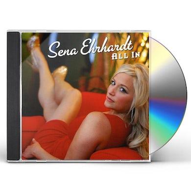 Sena Ehrhardt ALL IN CD