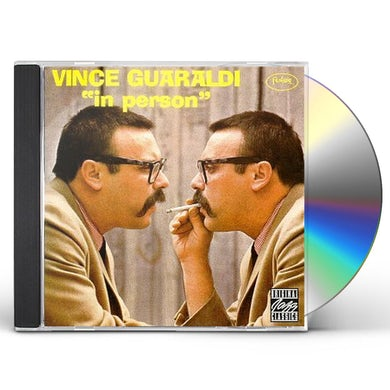Vince Guaraldi IN PERSON CD