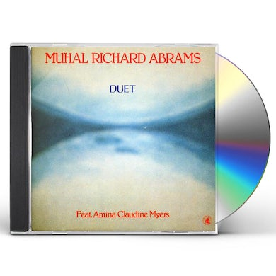 Muhal Richard Abrams DUET CD