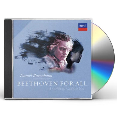 Daniel Barenboim BEETHOVEN FOR ALL: PIANO CONCERTOS CD