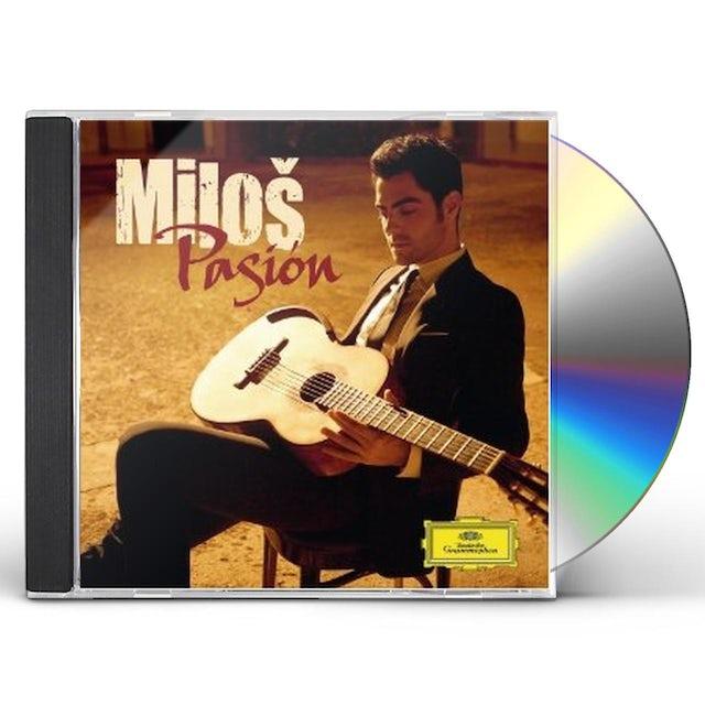 Milos Karadaglic PASION CD