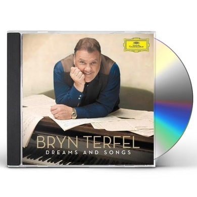 Bryn Terfel DREAMS & SONGS CD